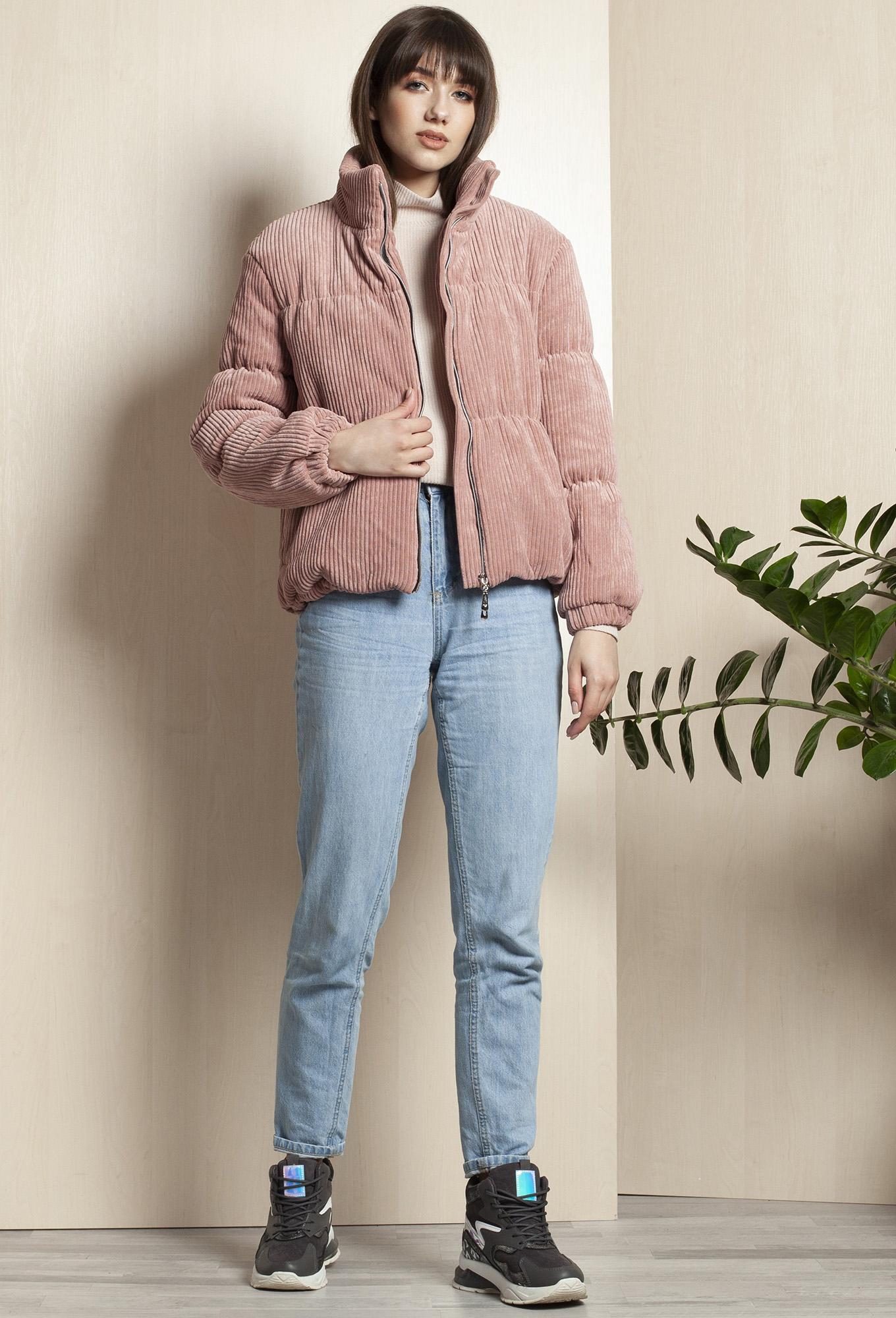 Куртка Elletto 3394 розовый