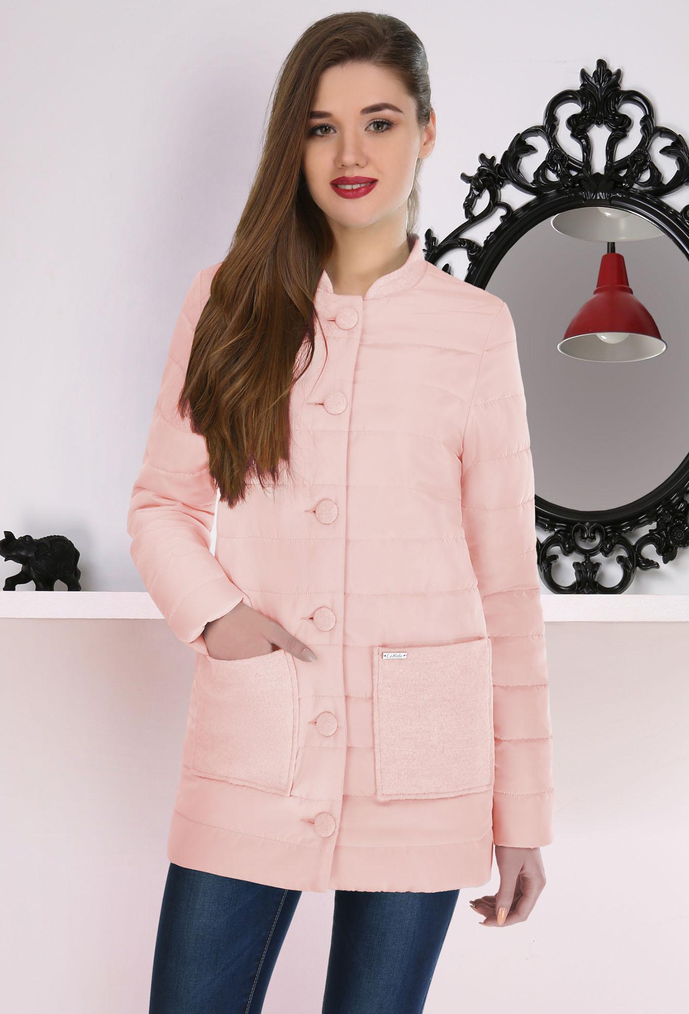 Куртка Lenata 11734 розовый